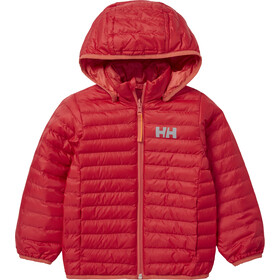 Helly Hansen Storm Reversible Insulator Jacket Kids, raspberry